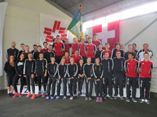 Erneuter Schweizermeistertitel für die Wangner Sprinter
