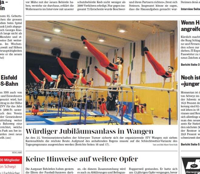 Marchi Bericht Vereinsmeisterschaft