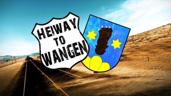 Turnshow 2016 – Heiway to Wangen