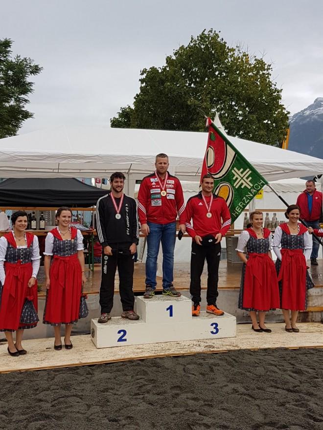 Diverse Einsätze an Schweizermeisterschaften