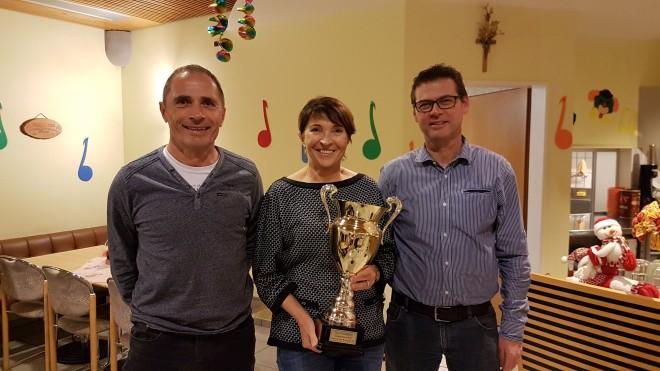 Anita Hüppin ist die neue TVW Jassmeisterin