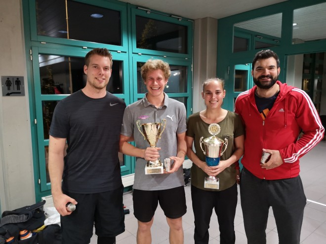 Benj Schaller gewinnt zum ersten Mal das TVW Rangturnen