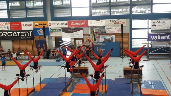Rangliste Gym-Day Grosswangen