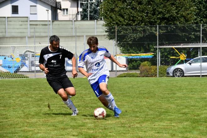 7. Fussballturnier des STV Wangen