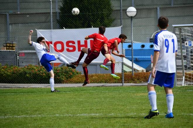 Fotos des TVW Fussballturniers