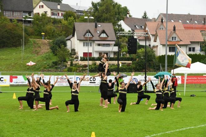 Schweizermeisterschaft Vereinsturnen 2018 in Burgdorf