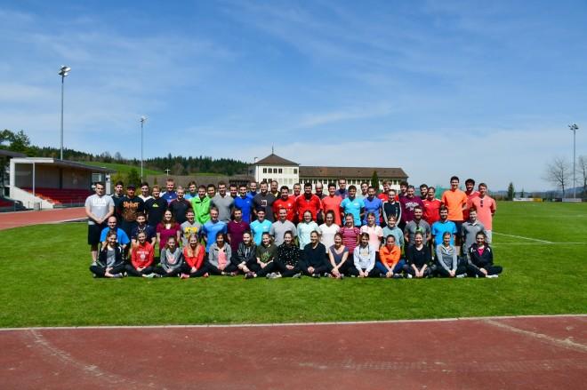 Trainingsweekend 2019 in Willisau