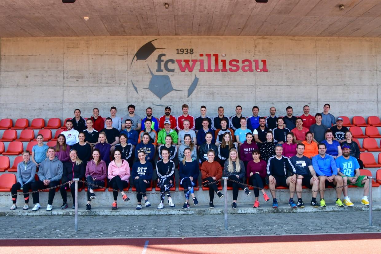 Fotos Trainingsweekend in Willisau