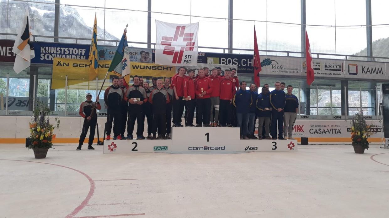 Fotos der STV Meisterschaften Pendelstafette in Glarus