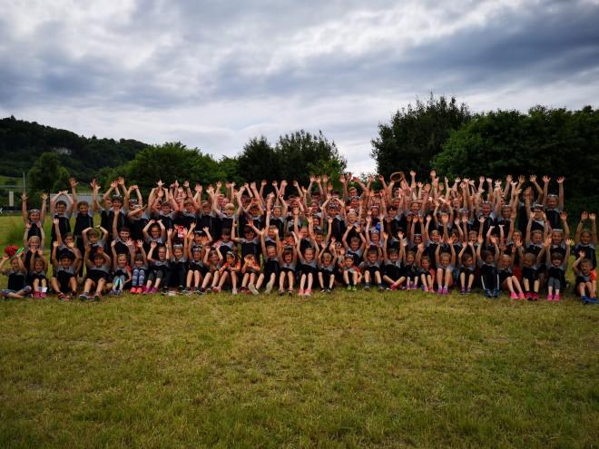 Start ins Eidgenössische Turnfest mit über 140 Einsätzen