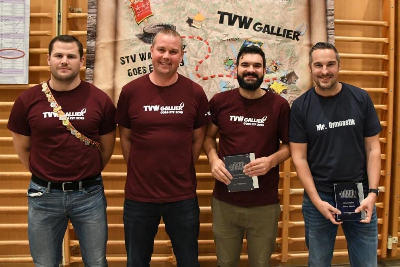 TVW lud zum Gallierfest