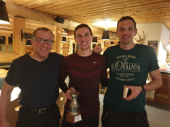 Skimeistertitel bleibt in der Familie Weiss