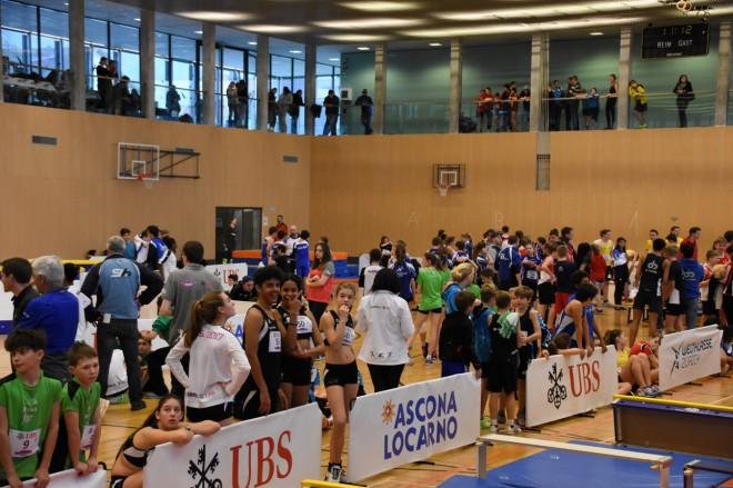 Fotos und Rangliste UBS Kids Cup in Buttikon